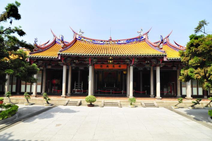 Chongsheng Shrine