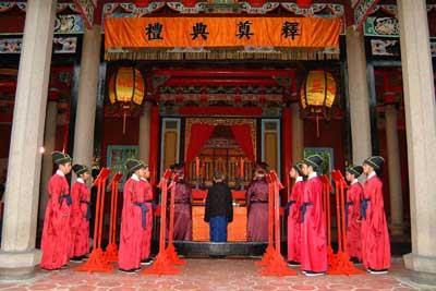Confucius Ceremony