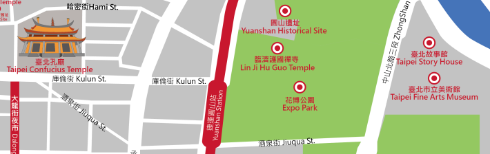 Taipei Fine Arts Museum[開啟新連結]