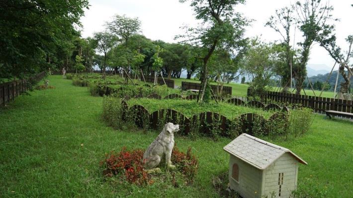 寵物灑葬區
