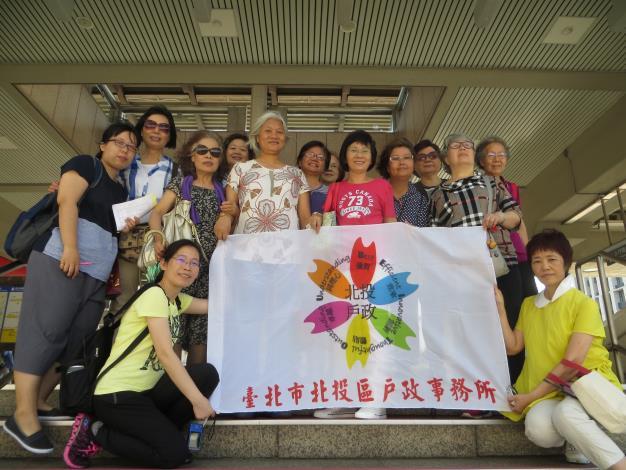 107年志工參訪及聯誼會