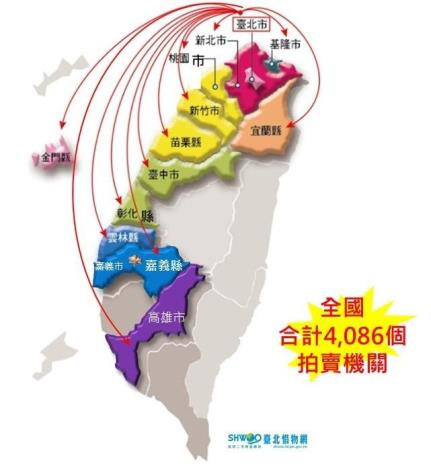B-2惜物網跨域合作地圖1100303