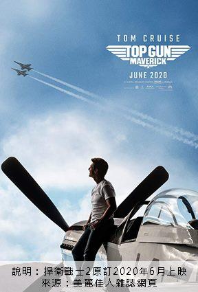 捍衛戰士2-2020年6月上映