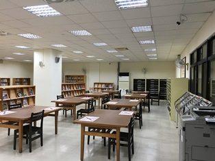 永建分館兒童閱覽室照片