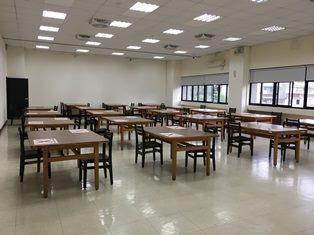 永建分館期刊報紙區照片