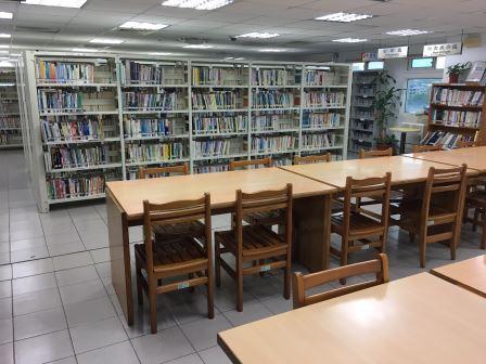 6樓閱覽區室