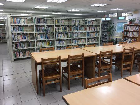 6樓閱覽室