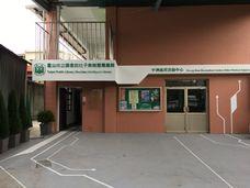 社子島智慧圖書館入口