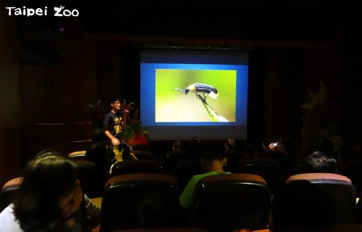 由專家帶領螢火蟲觀察及棲地生態探索,讓參與者學習螢火蟲的知識以及環境保護的重要性