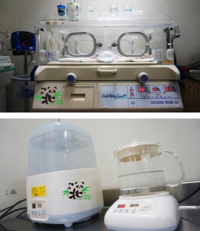 壓箱「育幼神器」、發揮即刻救援(保溫箱、奶瓶消毒器等)