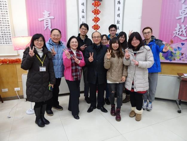 臺北市政府教育局股長及未來股長接班人研習班