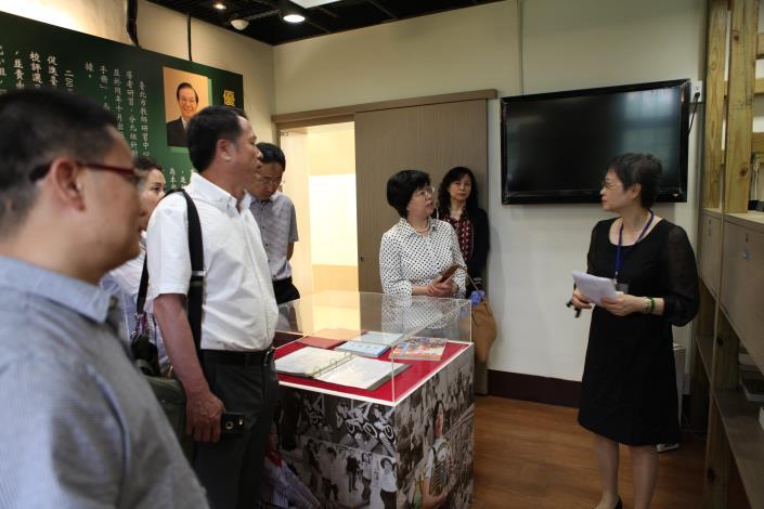 遼寧省大連市教育參訪團來訪