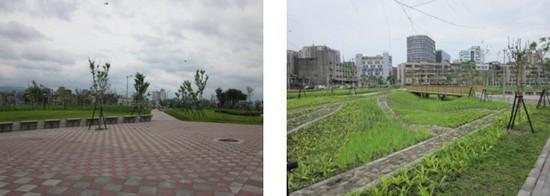 重劃後,公共設施完備,土地方整便利建築規劃使用