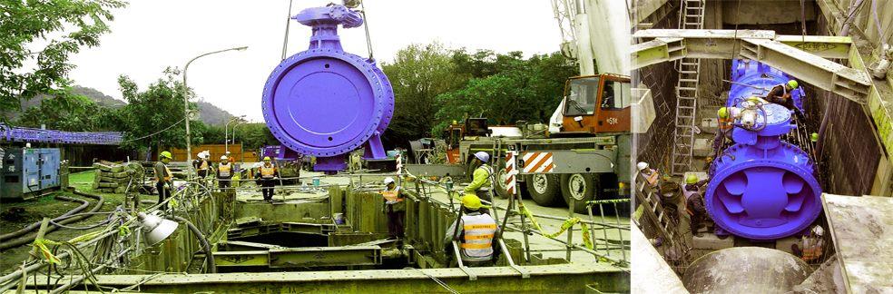 長興淨水場淨水設施改善工程