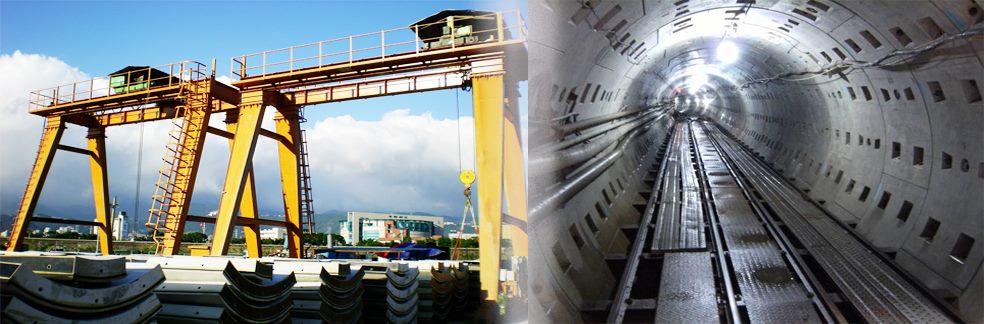 關渡線(玉門街堤外~雙溪橋下)潛盾統包工程