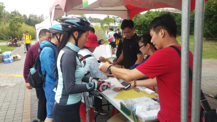 環臺北自行車悠遊行活動照片-3