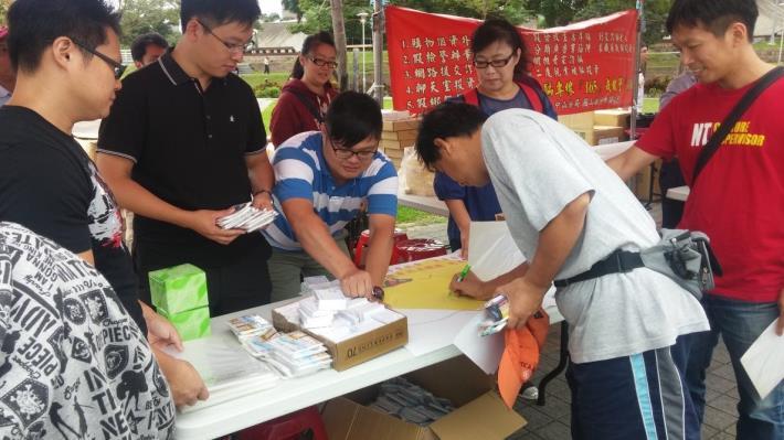 環臺北自行車悠遊行活動照片-5