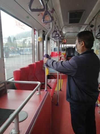 臺北市公車清潔