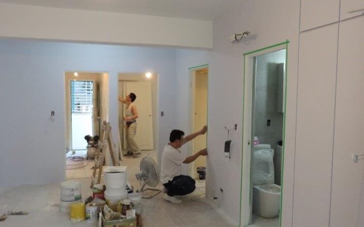 供公眾使用建築物隔間牆變動應申請室內裝修審查許可