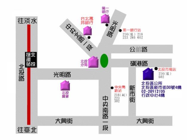 臺北市北投區公所