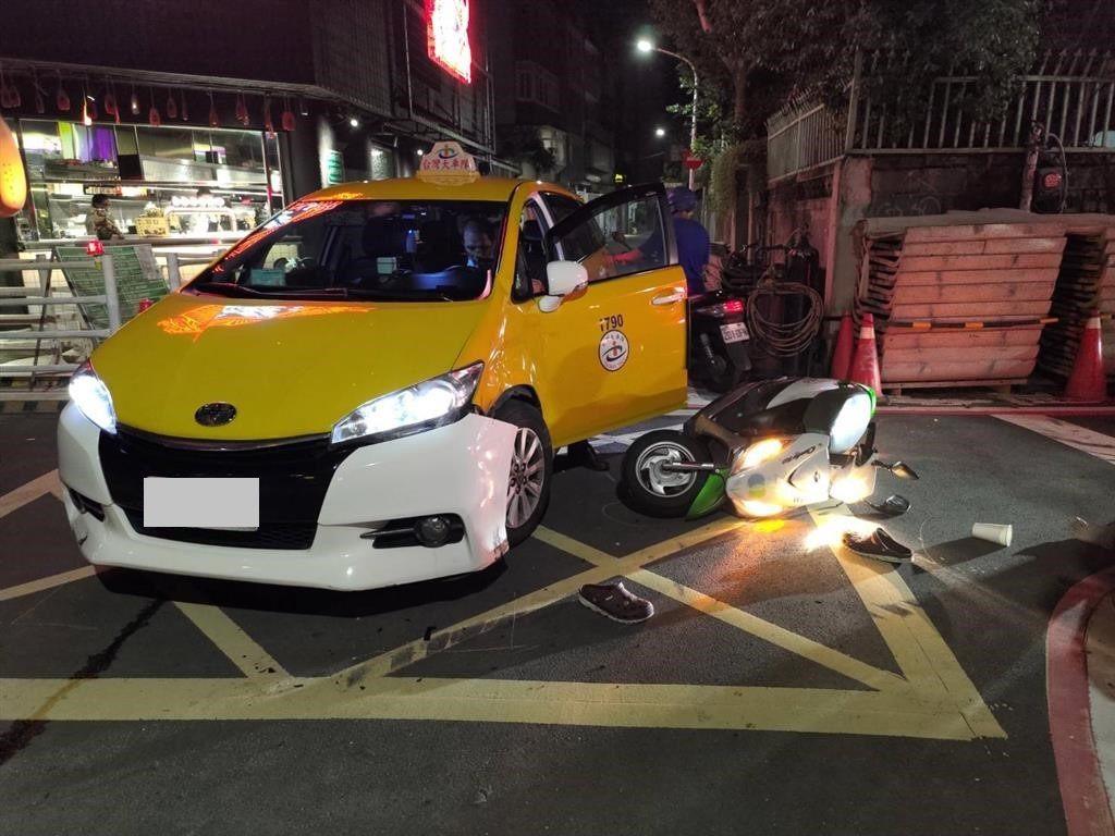 共享機車事故照片1
