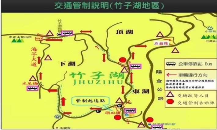交通管制圖