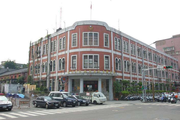 大同分局舊大樓外觀-現為文化局使用