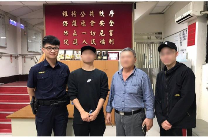 日籍旅客手機遺失 警方立即反應尋回