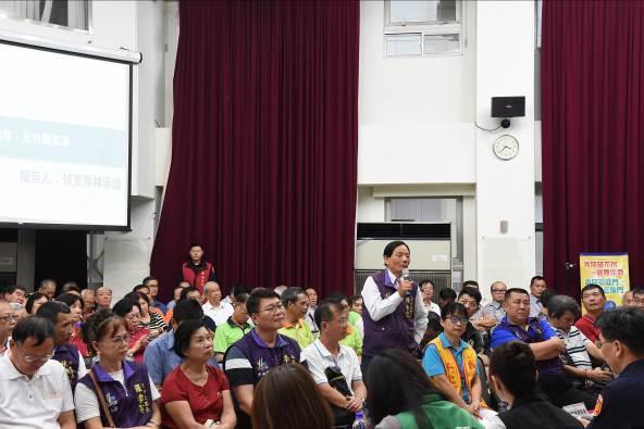 108年社區治安會議及青春專案宣導4