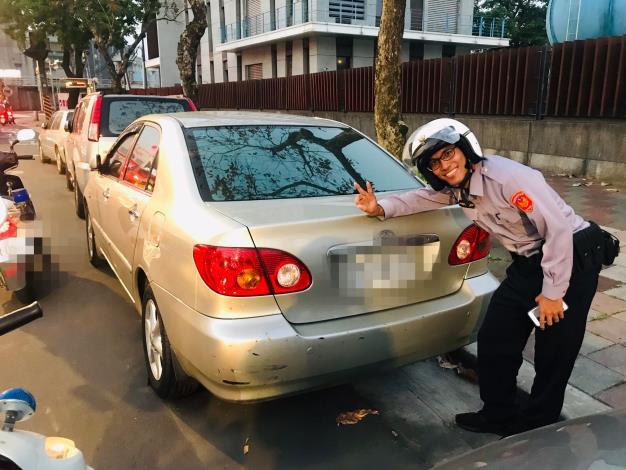老婦記錯停車位置誤認車遭竊,警積極助尋回[另開新視窗]