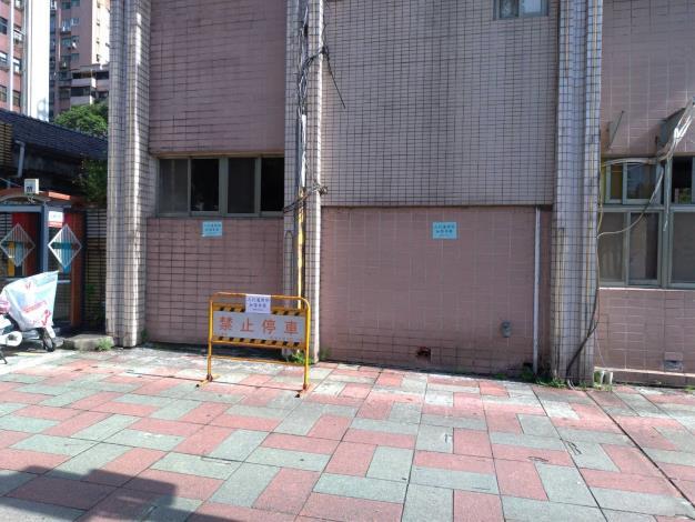 4南港路1段、興中路人行道(改善後)