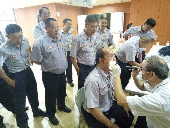 南港義勇警察大隊整編基本訓練8[開啟新連結]