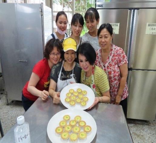 Berhasil membuat lemon tart ala Perancis