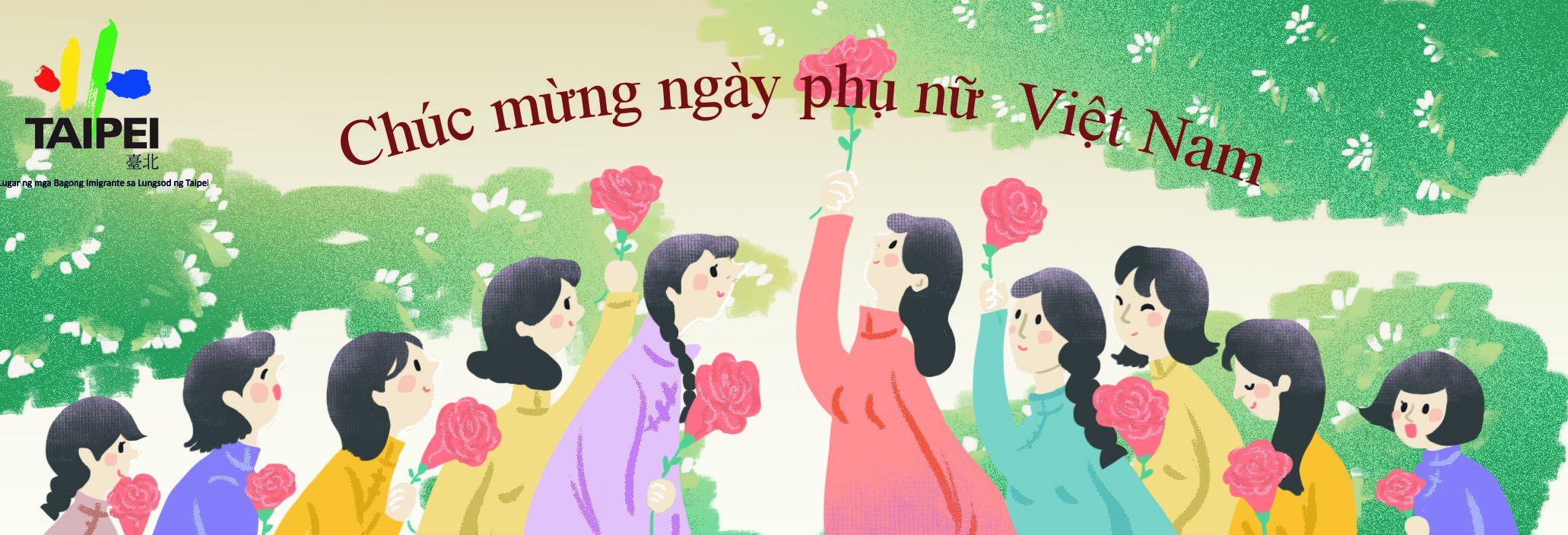 2020-Araw ng Kababaihan sa Vietnam