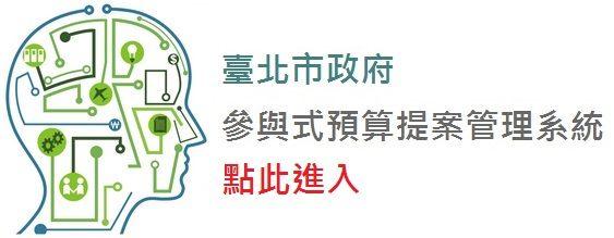 臺北市參與式預算提案管理系統