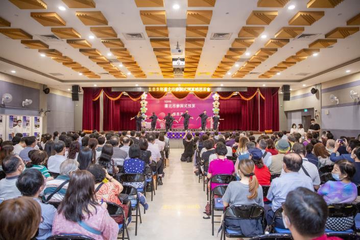 世新大學熱舞社表演