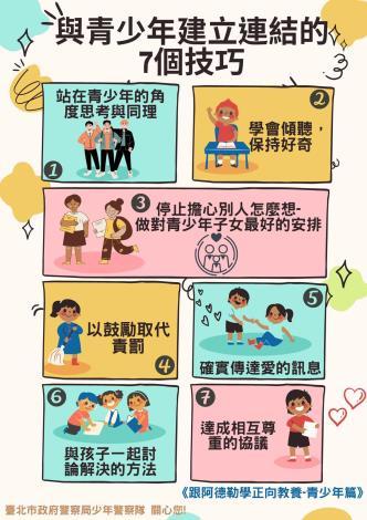與青少年建立連結的7個技巧