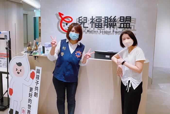 兒童福利聯盟文教基金會主任蔡依儒