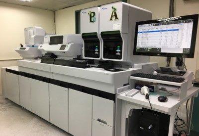 全自動血液分析儀