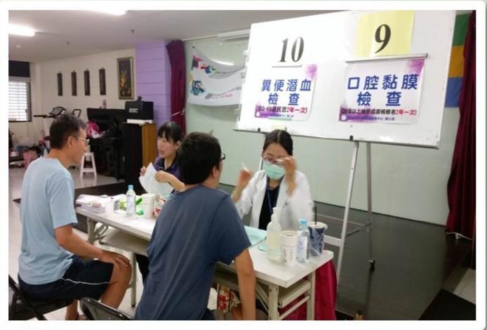 聯醫忠孝院區-深耕社區服務_健康促進活動