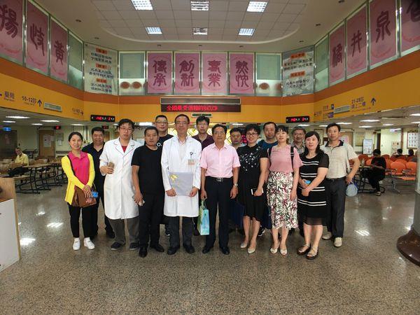 107.07.31 四川廣元市中醫醫院岳良明副院長等15 人參訪