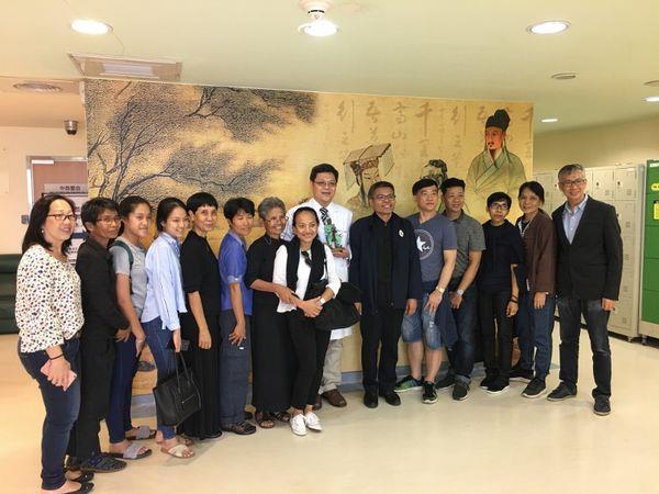 106.07.25 泰國健康醫療機構參訪