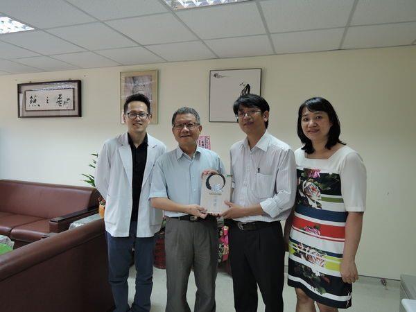 105.07.07 越南NGUYEN 學者參訪