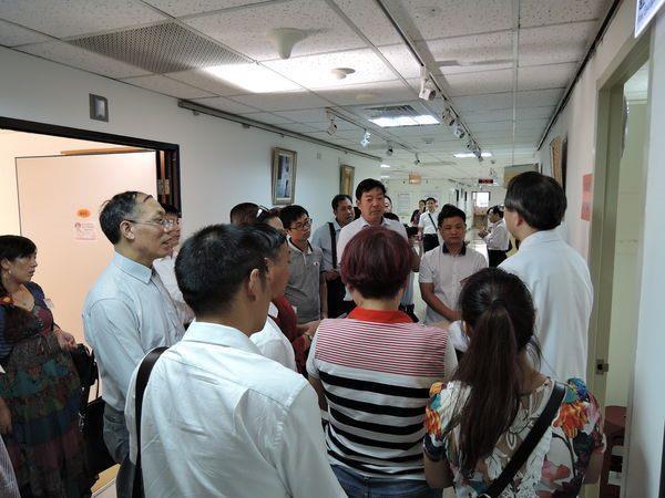 104年度0910-大陸中華漢方中醫師參訪林森院區-5