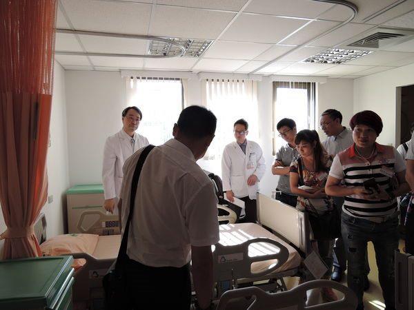 104年度0910-大陸中華漢方中醫師參訪林森院區-4
