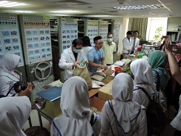 104年度0807-國北護之「國際暨兩岸健康照護研習班」參訪中醫中心-5