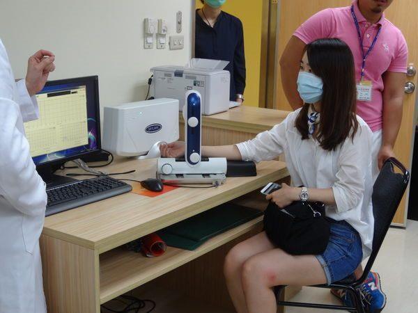 104年度0709-國北護之「國際暨兩岸健康照護研習班」參訪中醫中心-6