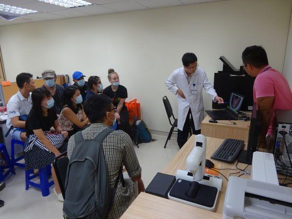 104年度0709-國北護之「國際暨兩岸健康照護研習班」參訪中醫中心-5