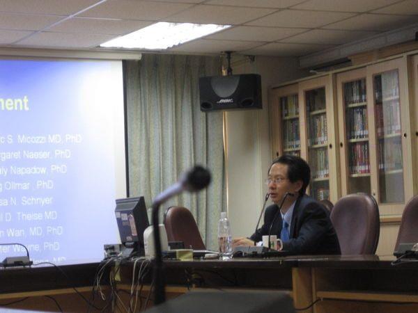 100.04.29-商成教授蒞臨演講參訪