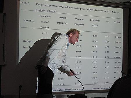 100.08.02-德國醫師 Dr. Eckl and Dr. Schollmeyer 來院參加中醫藥暨針灸交流研討會